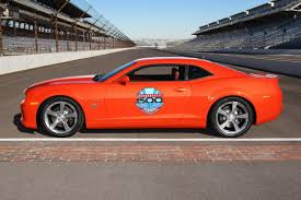 camaro pace car only 500 camaro indy 500 pace car replicas available