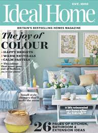 Home Interior Magazines Home Interior Magazines Ideal Home April 2017 Cover Interiors