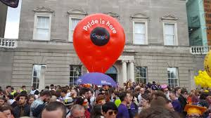 Google Dublin by 5 Things We Did At Dublin Lgbtq Pride 2016 Verve
