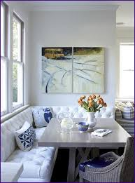 banquette with round table corner banquette with round table home design ideas in bench 10