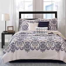 Queen Bed Coverlet Set Home Essence Cascade 6 Piece Quilted Coverlet Set Walmart Com