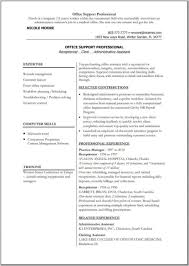 Skills To List On Resume For Administrative Assistant Winning Word 2010 Resume Templates Template Microsoft 2011 Free