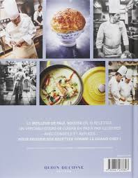 cours cuisine bocuse best of paul bocuse 9782841233847 amazon com books