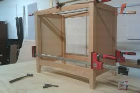 jeremiah goodwin woodcraft craftsman vanity