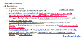 beautiful ideas skills and abilities for a resume 13 how to write