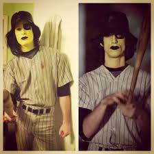 halloween baseball costumes baseball furies halloween costume halloween