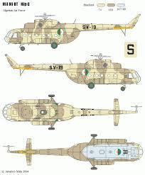 Wings Palette Mil Mi 2 by Wings Palette Mil Mi 8 Mi 17 Mi 18 Hip Algeria
