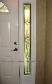 Decorative Window Decals For Home A Home In The Making Renovate Front Door Decorative Window Film