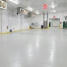 Industrial Flooring Industrial Floors U2013 Michigan Specialty Coatings Job Highlights