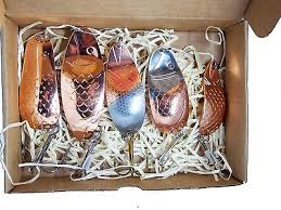 Fishing Gift Basket Spoons Trout Fishing Spoons Trainers4me