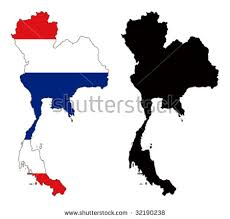 thailand vector map free vector map of thailand free vector at vecteezy