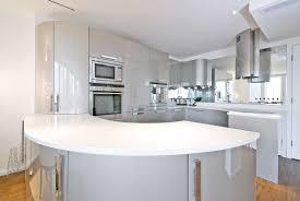 curved island kitchen designs kitchen design curved island in modern kitchen ideas design