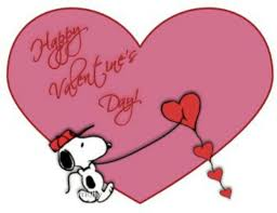 snoopy valentine clipart collection