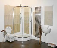 contempo stylish small scale shower stalls of interactive small