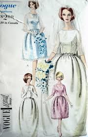 vogue wedding dress patterns bridal dress wedding gown pattern bell shaped bolero petticoat