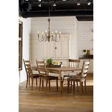 8 Dining Table 8 Foot Taper Turned Dining Table By Magnolia Home By Joanna Gaines