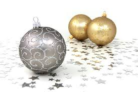 ornaments free stock photo silver and gold ornaments