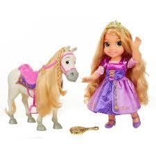princess rapunzel u0026 maximus figure