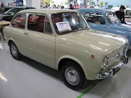 fiat 850 description of the model photo gallery modifications