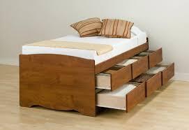 Wood Ottoman Bed Wooden Storage Bed Frame U2013 Successnow Info