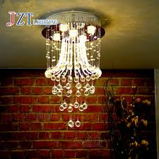 Best Light Bulbs For Dining Room by T Best Price Modern Lustre Crystal Aisle Lights Circular Dining