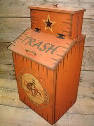 Wooden Kitchen Garbage Cans by Kitchen Amusing Wooden Kitchen Garbage Can Garbage Can Holder