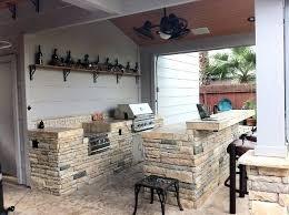 outdoor kitchen backsplash outdoor kitchen backsplash rustic outdoor kitchen spaces with built