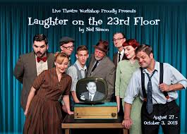 The Dinner Party Neil Simon Script - past shows mainstage live theatre workshop