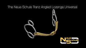 neue schule tranz angled lozenge universal 17 the neue schule tranz angled lozenge universal bit