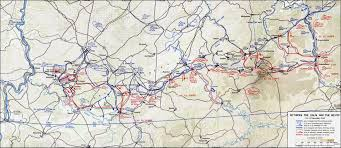 World War 2 Interactive Map by The Ardennes Battle Of The Bulge Contents