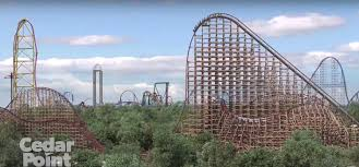 Six Flags Newsletter Cedar Point Unveils Plan For New Record Breaking Roller Coaster