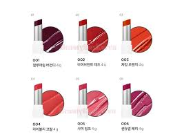 Lipstick Meme - beauty box korea memebox i m meme i m lipstick water fit 4g