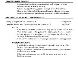 sales profile resume sample resume for administrative customer service susan ireland resumes cool appealing formula for wonderful business administration customer service sample resume