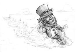 draw a incredible leprechaun tattoo design tattooshunter com