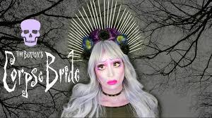 Halloween Makeup Corpse Bride Pastel Goth Corpse Bride Halloween Makeup Tutorial Youtube