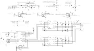 Stepper Motor Driver Wiring Diagram Avr Based Stepper Motor Driver Stmd