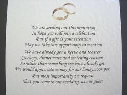 wedding gift poems wedding invitation poems for money gifts lovely wedding invitation