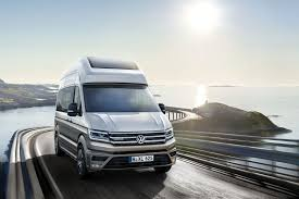 volkswagen california camper vw california xxl u2013 a new crafter based motorhome concept parkers
