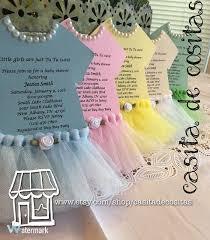 best 25 tutu invitations ideas on tutu baby showers