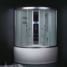 Bathroom Shower Units Rennovate Your Bathroom Shower Unit To Freshen The Look Of The