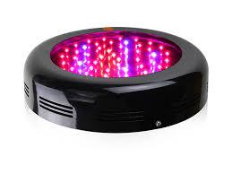 ufo led grow light taotronics tt gl05 90w ufo led grow lights reviews led grow lights