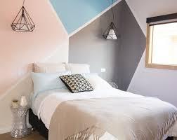 inspiration peinture chambre peinture chambre geometrique raliss com