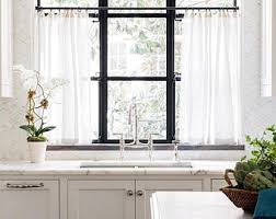 Pictures Of Kitchen Curtains by Kitchen Curtains Etsy