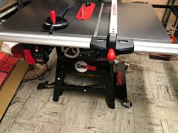Cheap Table Saws Assembling The Sawstop Contractor Saw Album On Imgur