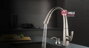 delta faucets for kitchen antimicrobial protection for kitchen faucets u0026 bathroom faucets