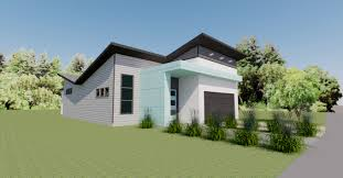 Modern Elevation by Net Zero Energy Home Terrawise Homes
