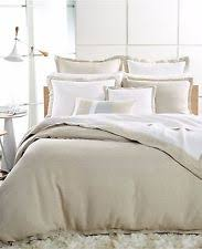 The Hotel Collection Bedding Sets Hotel Collection 100 Linen Duvet Covers Bedding Sets Ebay