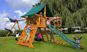 Swing Set For Backyard by Supreme Backyard Swing Set A Best In Backyards