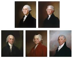 first five presidents the first five presidents thinglink