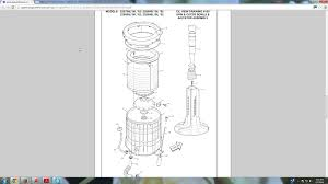 how do you remove and replace the agitator in the simpson eziset